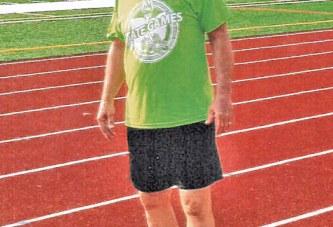 Keaton defeats cancer, runs in Senior Olympics