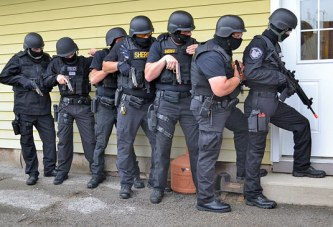 Law enforcement combine efforts to form special response team