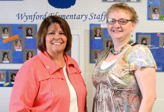 Two teachers retiring from Wynford Local Schools this year