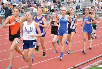 Wynford's Richmond takes 6th in 1600 run