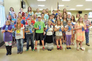 4-H members take home awards