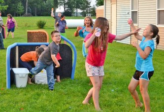 Fourth of July activities keep kids, adults busy in Wyandot County