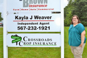 Weaver opens fifth Payne and Brown Insurance spot in Ohio