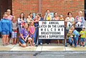 Local moms, kids get ready for Latch On