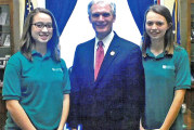 4-H members attend citizenship program