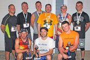 Frey, Penwell win respective divisions at Forest's 2015 Tree Town Trot 5K
