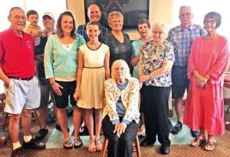 Two local women celebrate their 101st birthdays just days apart