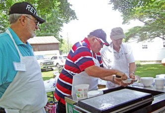 Festivals, fundraisers dominate weekend in Wyandot County
