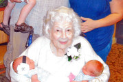Two local women celebrate their 101st birthdays just days apart