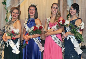 Area resident gets 3rd runner-up in Marion