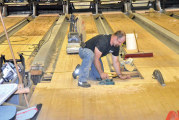 Wyandot Lanes gets first major upgrade in 70 years