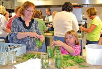 Canning with Farm Bureau