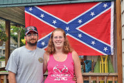 Sycamore couple to voice concerns over treatment for Confederate flag
