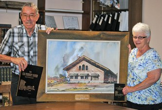 Thackers recount story of how they saved Forest depot