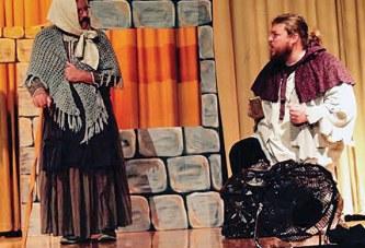 CTC to perform 'Monty Python'