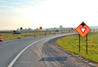 ODOT: Construction to continue on US 23, 30 through late October