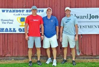 WSHOF men's golf winners