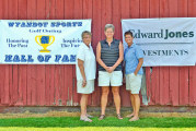 WSHOF women's golf winners