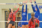 Upper Scioto Valley pulls out win in 5-set volleyball battle against Riverdale