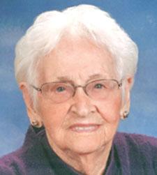 Marjorie Cottrell