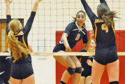 Warriors defeat Eagles in 4 sets in N10 match