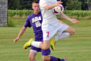 Emerick sets Upper record with 7 goals in 10-3 win over Ada