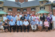 RHS class of 1970 hosts reunion