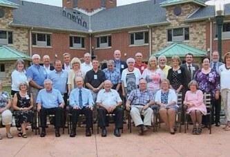 RHS class of 1970 hosts reunion
