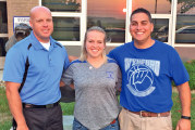 Three join staff at Wynford JH, HS
