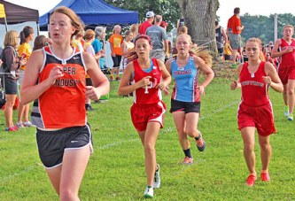 Upper's Shasteen 8th at Bucyrus