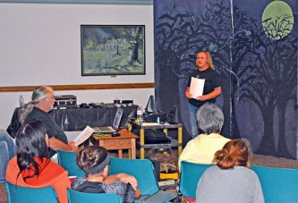 Paranormal investigators share area experience in ghost hunting at USCL