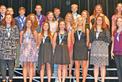 Warriors inducted into NJHS