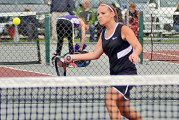 Upper Sandusky players bow out of tennis sectionals to seeded players
