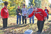 Gravestone installed for Wyandot tribal member 125 years after death