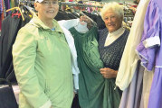 Newel, Bohs pick theater costumes