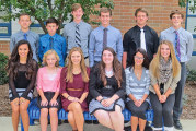 Riverdale homecoming court