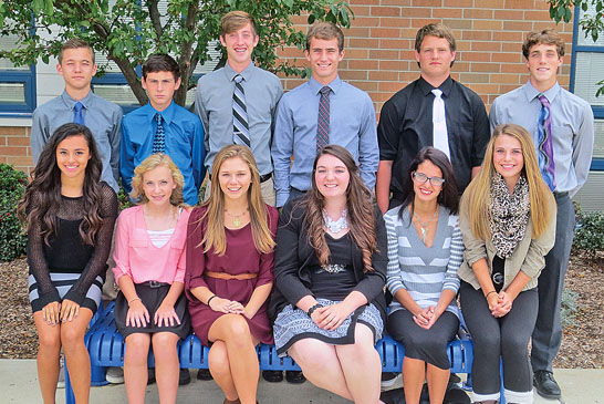 Riverdale homecoming court featured