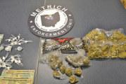 METRICH unit finds cocaine, pot