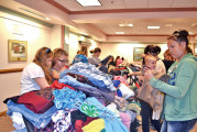 Second USCL clothing swap begins