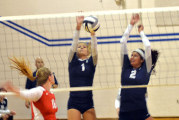 Carey serves 26 aces in sweep of Vanlue