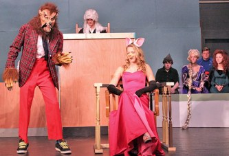 USHS preparing for 'Fairytale Courtroom'
