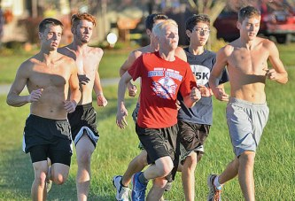 Carey runners ready for state experience