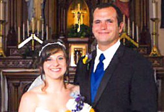Grafmiller, Richards tie the knot