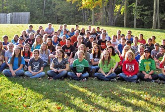Students attend greenhand camp