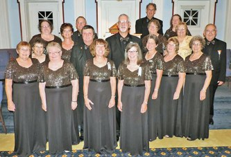 OES chapter holds installation of officers