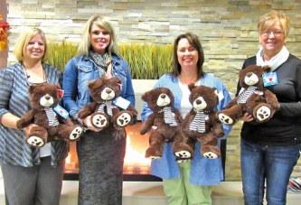 Koda Bear donation