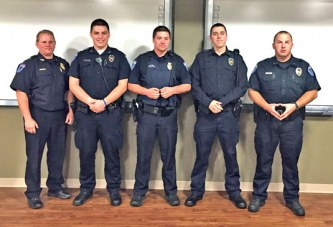 Local officers complete CIT training