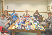Crochet club plans to create more than 700 hats for Upper students