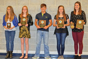 Riverdale cross country awards