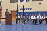 Riverdale HS senior: 'Every day should be Veterans Day'